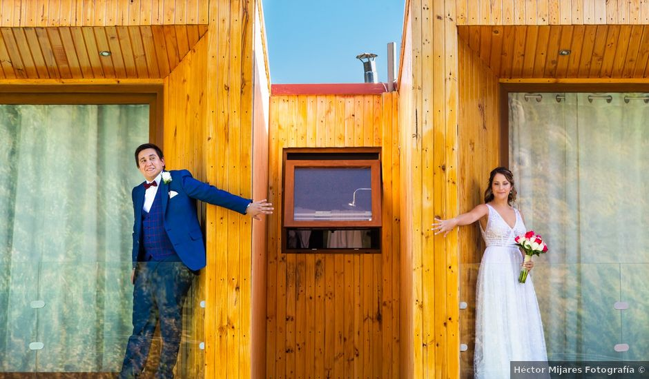 El matrimonio de Felipe y Daniela en Santiago, Santiago