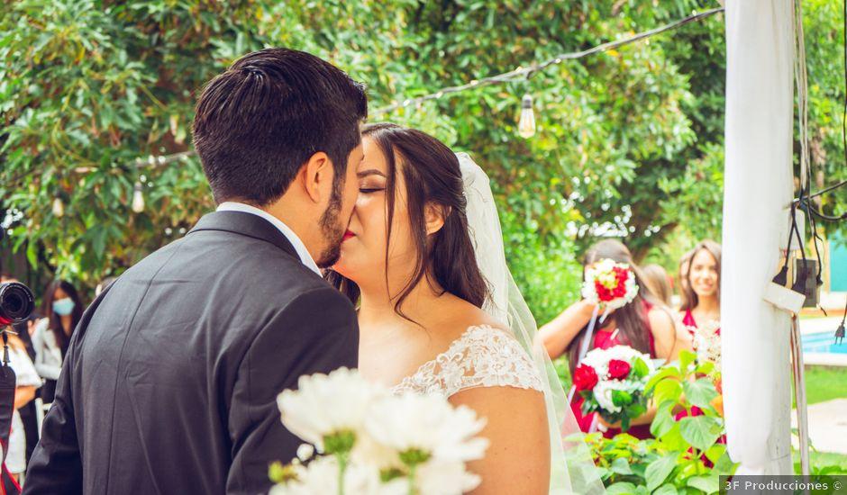 El matrimonio de Karen y Fernando en Maipú, Santiago