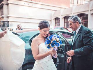 El matrimonio de Cinthya y Andrés 1