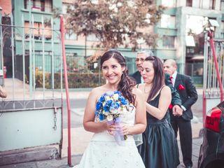 El matrimonio de Cinthya y Andrés 3