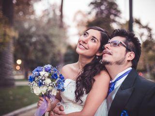El matrimonio de Cinthya y Andrés