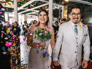 El matrimonio de Paulina y Sergio