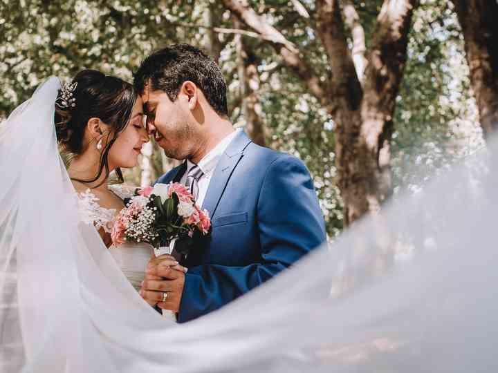 El matrimonio de Carla y Makense