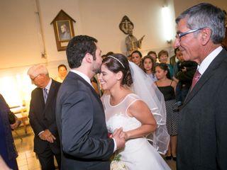 El matrimonio de Berny y Juan 3