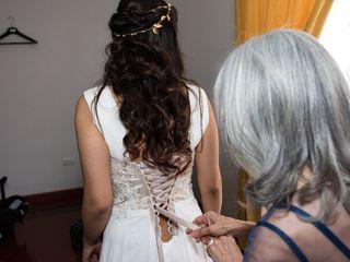 El matrimonio de Daniela  y Gerardo 2
