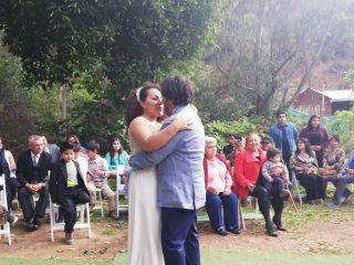 El matrimonio de Eva Francisca Galvéz y Rodrigo Giménez Reyes