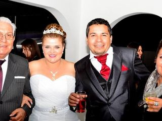 El matrimonio de Valeria y Alex 3