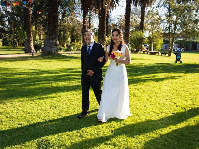 El matrimonio de Gerardo y Daniela  en Padre Hurtado, Talagante 4