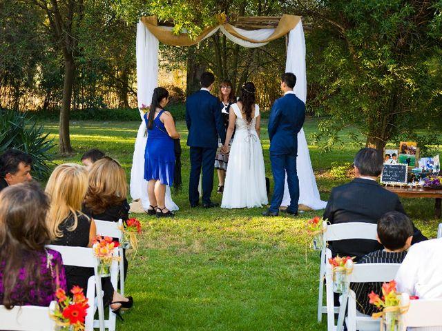 El matrimonio de Gerardo y Daniela  en Padre Hurtado, Talagante 5