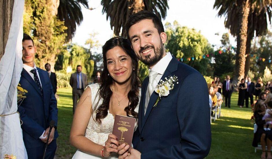 El matrimonio de Gerardo y Daniela  en Padre Hurtado, Talagante