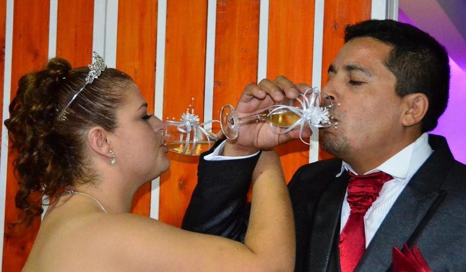 El matrimonio de Alex y Valeria en Arica, Arica