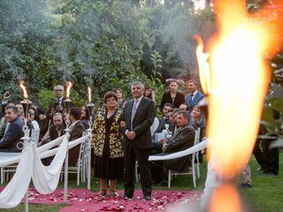 El matrimonio de Marcela y Alexis 2