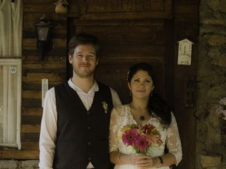 El matrimonio de Saul y Astrid