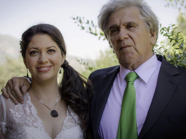 El matrimonio de Astrid y Saul en Tiltil, Chacabuco 6