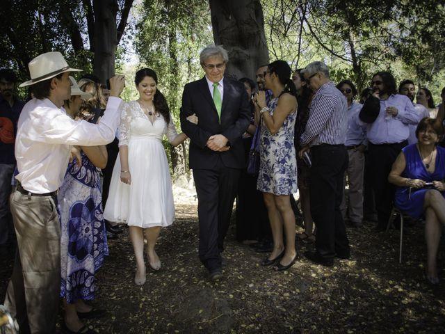 El matrimonio de Astrid y Saul en Tiltil, Chacabuco 7
