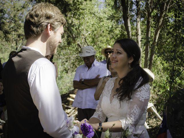 El matrimonio de Astrid y Saul en Tiltil, Chacabuco 9
