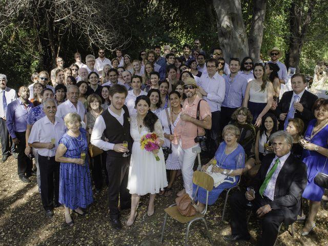 El matrimonio de Astrid y Saul en Tiltil, Chacabuco 1