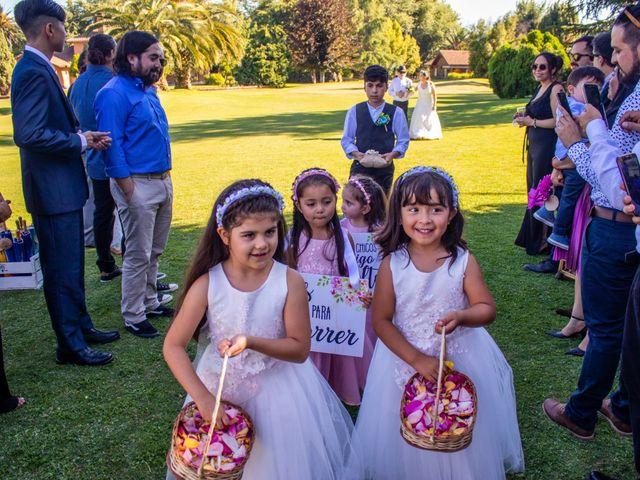 El matrimonio de Nicolás y Francisca en Maule, Talca 8