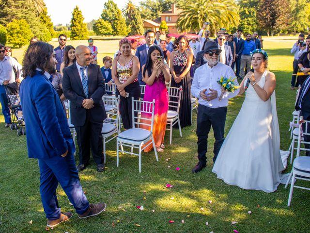 El matrimonio de Nicolás y Francisca en Maule, Talca 9