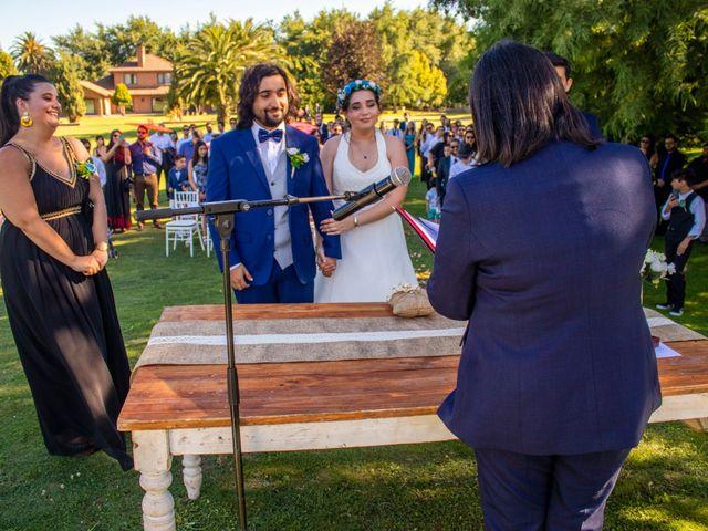 El matrimonio de Nicolás y Francisca en Maule, Talca 10