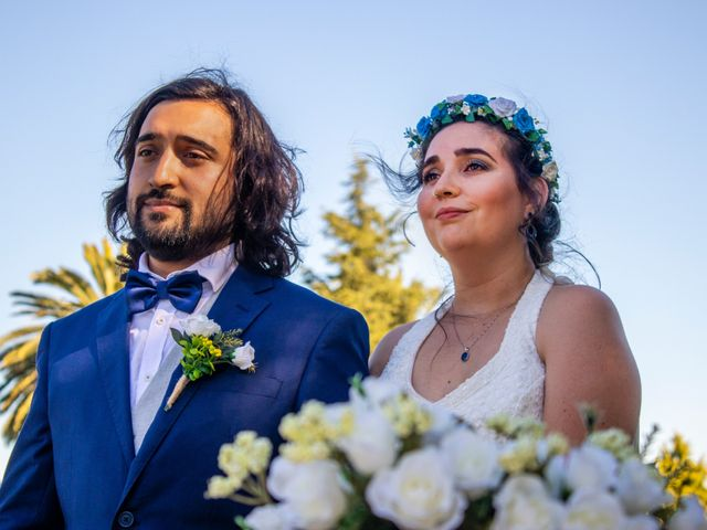 El matrimonio de Nicolás y Francisca en Maule, Talca 11