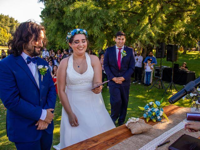 El matrimonio de Nicolás y Francisca en Maule, Talca 13