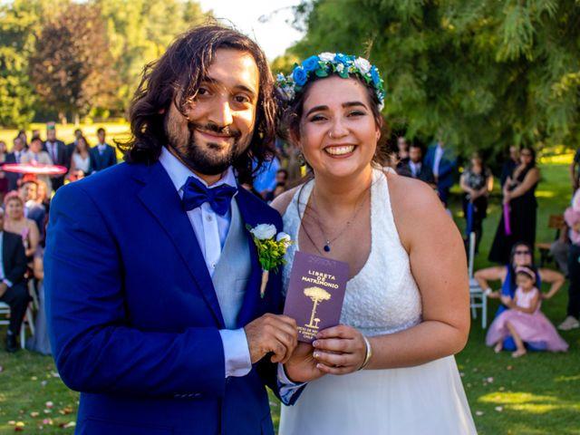 El matrimonio de Nicolás y Francisca en Maule, Talca 14