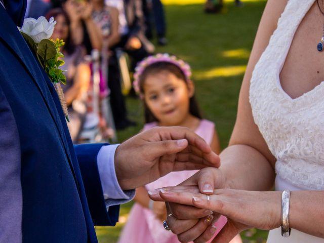 El matrimonio de Nicolás y Francisca en Maule, Talca 15