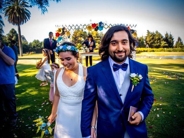 El matrimonio de Nicolás y Francisca en Maule, Talca 17