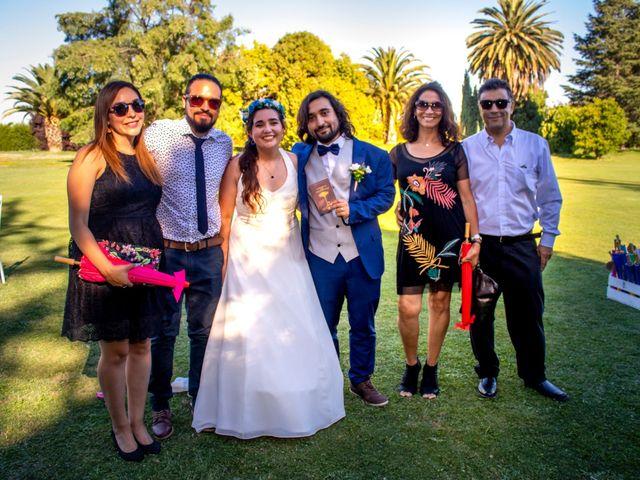El matrimonio de Nicolás y Francisca en Maule, Talca 19