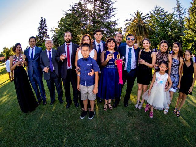 El matrimonio de Nicolás y Francisca en Maule, Talca 20