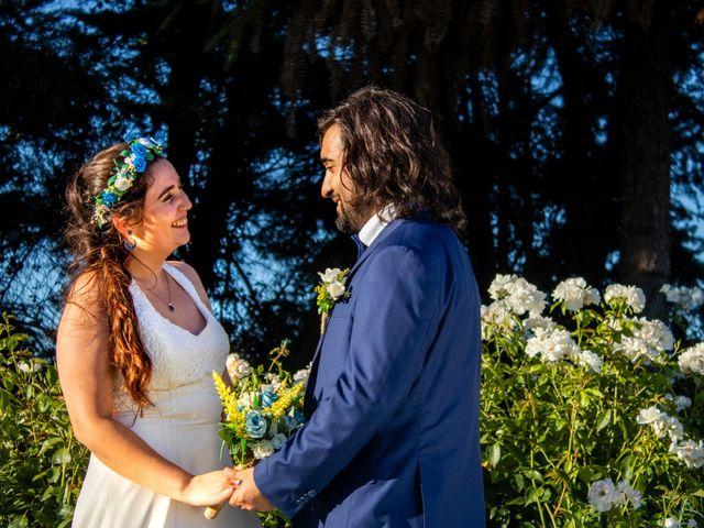 El matrimonio de Francisca y Nicolás