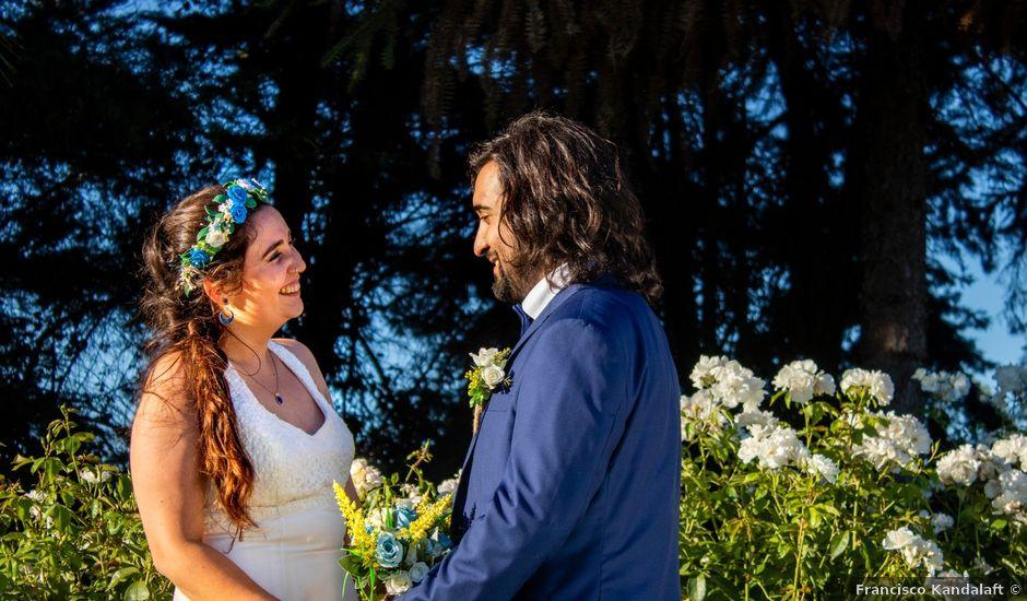 El matrimonio de Nicolás y Francisca en Maule, Talca