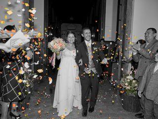 El matrimonio de Pamela y Arturo 1
