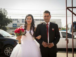 El matrimonio de Marion y Luis 2