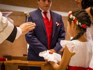 El matrimonio de Marion y Luis 3