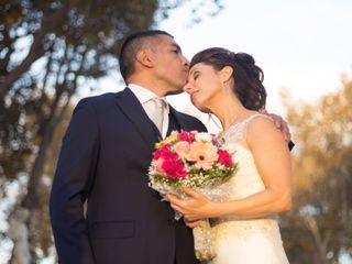 El matrimonio de Lisa y Cristian 1