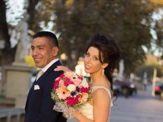 El matrimonio de Lisa y Cristian 2