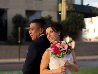 El matrimonio de Lisa y Cristian 3