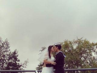 El matrimonio de Dayra  y Cristoffer  2