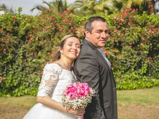 El matrimonio de Carla y Ariel 2