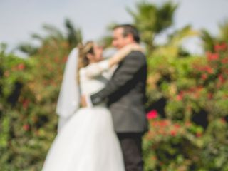 El matrimonio de Carla y Ariel 3