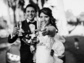 El matrimonio de Alicia  y Camilo
