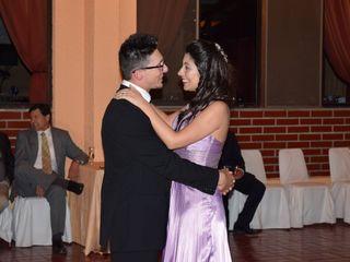 El matrimonio de Grace y Massimo  2