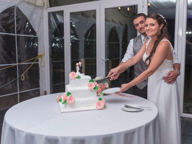El matrimonio de Pamela y Arturo
