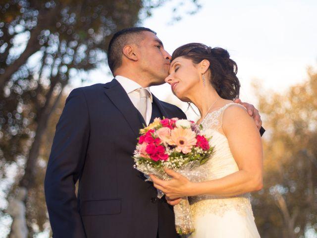 El matrimonio de Lisa y Cristian