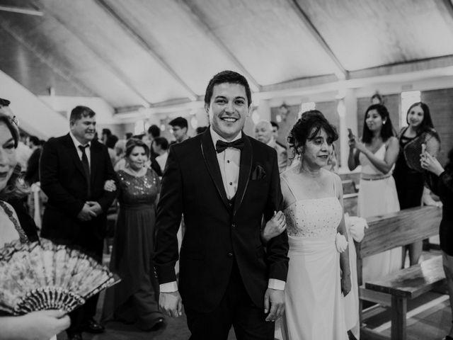 El matrimonio de Camilo  y Alicia  en Padre Hurtado, Talagante 6
