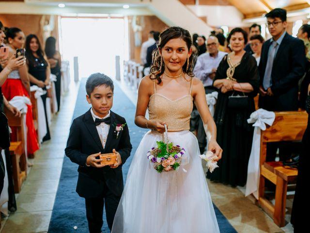 El matrimonio de Camilo  y Alicia  en Padre Hurtado, Talagante 7