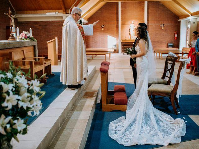 El matrimonio de Camilo  y Alicia  en Padre Hurtado, Talagante 10