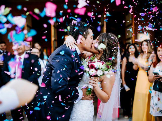 El matrimonio de Camilo  y Alicia  en Padre Hurtado, Talagante 11